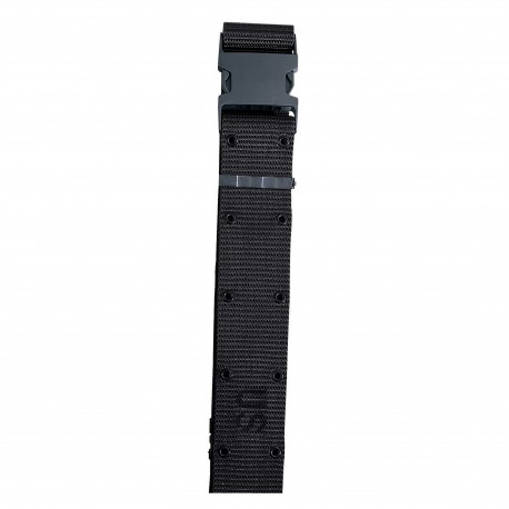 M1020 Web Pistol Belt Black BIANCHI