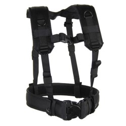Load Bearing Suspenders OD BLACKHAWK