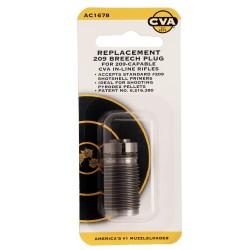 209 InLine Shotgn Primer Repl Breech Plug CVA