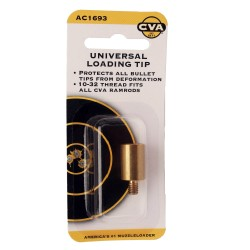Universal Loading Tip for Ramrods CVA