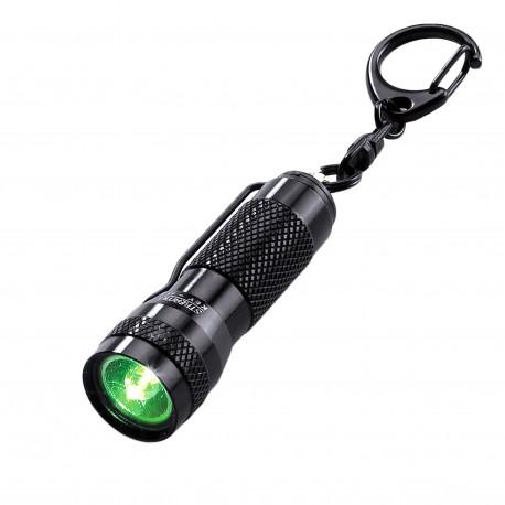 Key Mate, Black/Green LED STREAMLIGHT
