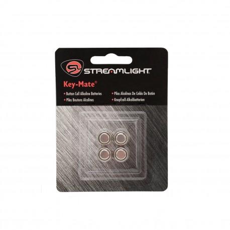 Four Pack Batteries for Key Mate STREAMLIGHT