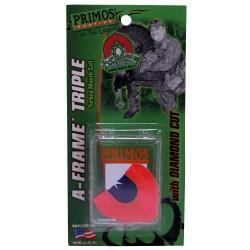 AFrame Triple with Diamond Cut PRIMOS