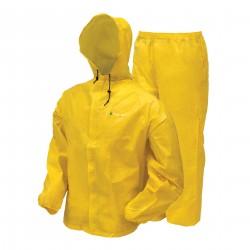 Ultra-Lite2 Rain Suit w/Stuff Sack LG-Yw FROGG-TOGGS