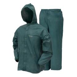 Ultra-Lite2 Rain Suit w/Stuff Sack LG-Grn FROGG-TOGGS