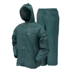 Ultra-Lite2 Rain Suit w/Stuff Sack SM-Grn FROGG-TOGGS