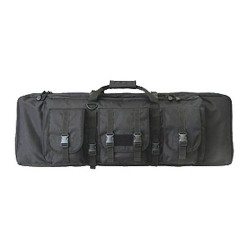 "Rifle Assault Bag Blk 43"" Large HT UNCLE-MIKES"