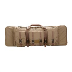 "Rifle Assault Case Dark Earth 36"" HT UNCLE-MIKES"