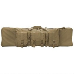 "Rifle Assault Case Dark Earth 43"" HT UNCLE-MIKES"