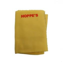 "Gun Cloth Wax Treated 12x17"" , Poly Bag HOPPES"