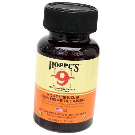 5 oz Hoppe's 9 Gun Bore Cleaner,Bottle HOPPES