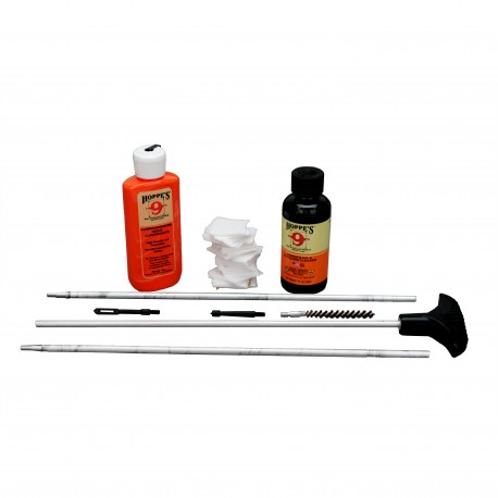 Cleaning Kit W/Aluminum Rod HOPPES