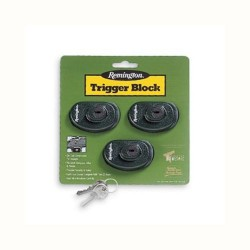 Trigger Block (keyed alike)3 Pack REMINGTON-ACCESSORIES
