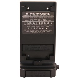 Standard System Mounting Rack Black STREAMLIGHT