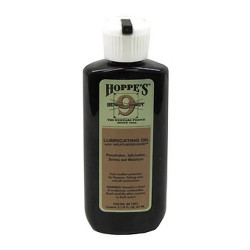 Bench Rest Lube Oil- 2 1/4oz HOPPES