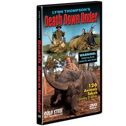 Death Down Under DVD COLD-STEEL