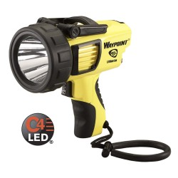 Waypoint 120V AC - Yellow, 1000 Lu STREAMLIGHT