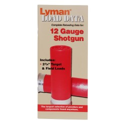 Load Data Book 12 Gauge LYMAN