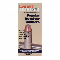 Load Data Book Revolver LYMAN