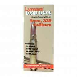 Load Data Book 8mm, 338 LYMAN