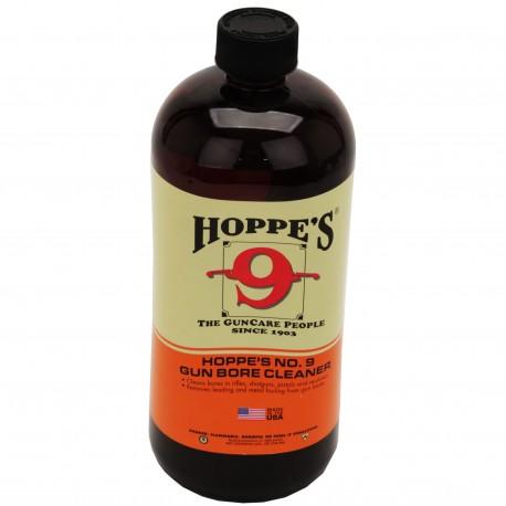 NO 9 Nitro Solvent  QT. HOPPES