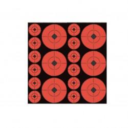 "Target Spots® 2"" Spot Target - 90 targets BIRCHWOOD-CASEY"