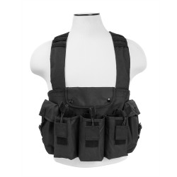 Ak Chest Rig/Black NCSTAR