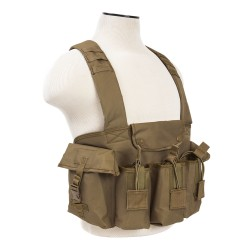 Ak Chest Rig/Tan NCSTAR