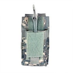 AR Single Mag Pouch/Digital Camo NCSTAR