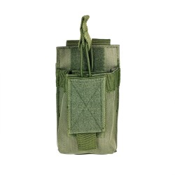 AR Single Mag Pouch/Green NCSTAR