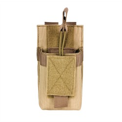 AR Single Mag Pouch/Tan NCSTAR