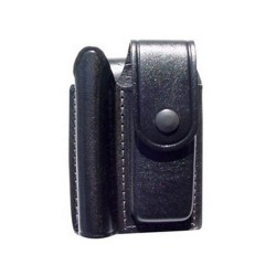 Black Heavy Duty Holster Flash / Knife MAGLITE