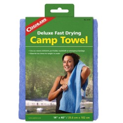 "Deluxe Camp Towel - 40"" x 14"" COGHLANS"