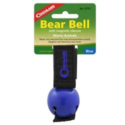 Blue Magnetic Bear Bell COGHLANS