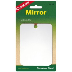 Stainless Steel Mirror COGHLANS