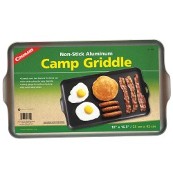 Non-stick Two Burner Griddle COGHLANS