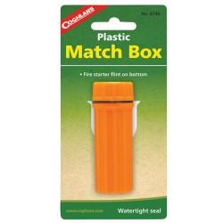 Plastic Match Box COGHLANS