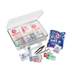 Construction/Industrial First Aid Kit,118 PELTOR