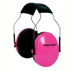 Peltor Sport Earmuffs, Small, Pink (Jnr) PELTOR