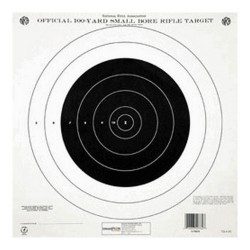 Tq4(P) 100 Yd Single Bullseye (100/Pk) CHAMPION-TRAPS-AND-TARGETS