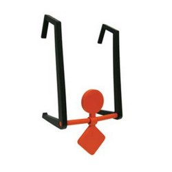 Double Hanging Spinner Orange CHAMPION-TRAPS-AND-TARGETS