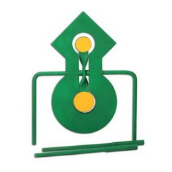 Double Reaction Metal Spinner Target CHAMPION-TRAPS-AND-TARGETS