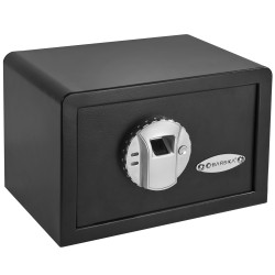 Super mini size biometric safe BARSKA-OPTICS