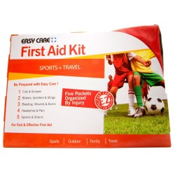 First Aid Kit,EZ Care Sport 1ea ADVENTURE-MEDICAL