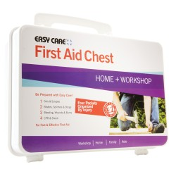 First Aid Kit,EZ Care Home 1ea ADVENTURE-MEDICAL