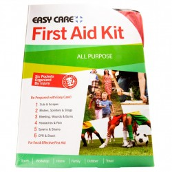 First Aid Kit,EZ Care All Purpose 1ea ADVENTURE-MEDICAL