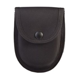 Sentinel Single Handcuff Case,Blk, Nyln UNCLE-MIKES