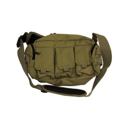 Tactical Response Bailout Bag Tan GALATI-GEAR