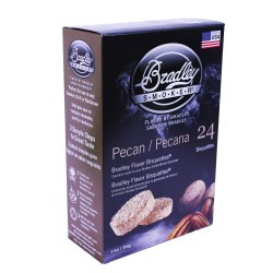 Pecan Bisquettes 24 Pack BRADLEY-TECHNOLOGIES