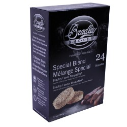 Special Blend Bisquettes 24 Pack BRADLEY-TECHNOLOGIES